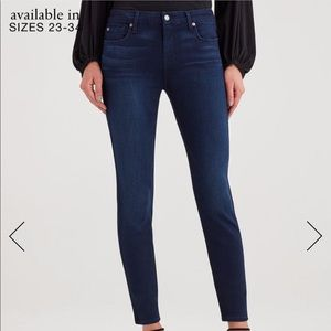 7 For All Mankind The Skinny Cigarette